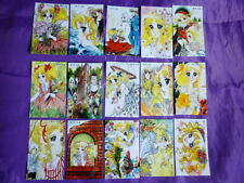 Japan Candy Candy anime manga LOT 15 VINTAGE RARE collectible card