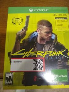 Cyberpunk 2077 Xbox One / Series X - Brand New and Sealed FAST SHIPPING!!!