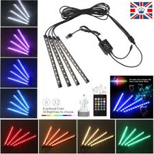 4X12 LED 5050 Strip Light for Car Van Boat DC12V Multi-color + USB Port HOT UK