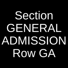4 Tickets Brothers Osborne 9/25/21 John T. Floore Country Store Helotes, TX