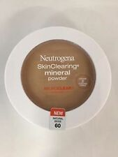 Neutrogena SkinClearing Mineral Powder  #60 Natural Beige, MicroClear Technology