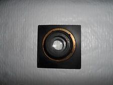 Antique KODAK 1903 ZEISS  Anastigmat f/6.3 stereo lens Bausch&Lomb