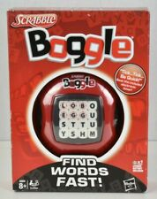 Scrabble Boggle electronic Search Find Words Family Fun Game Hasbro NEW 2011