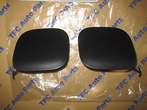 Toyota Highlander Front Bumper Tow Hook Covers Right and Left Front 2014-2016