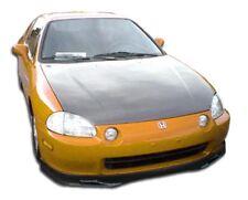 1993-1997 Honda Del Sol Carbon Creations OEM Hood 101222