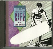 DICK DALE~THE BEST OF DICK DALE & HIS DEL-TONES RHINO(R2 75756) FEAT.MISIRLOU CD