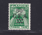 COLONIES FRANCAISES REUNION TAXE N° 44 ** MNH sans charn, TB, cote: 36.10 €