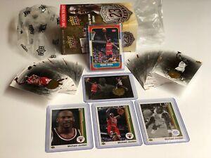 Michael Jordan 2009-10 Upper Deck Hall of Fame Legacy Gold Complete Card Set NEW