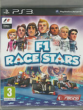 "PS3 VIDEO GAME F1 RACE STARS BRAND NEW & SEALED ""STEVE'S ONLINE GARAGE SALE"""
