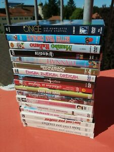 DVD Sammlung / 5 Staffeln & 12 DVD´s - guter bis sehr guter Zustand.