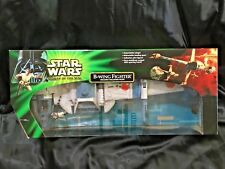 STAR WARS Power Of The Jedi B-Wing Fighter w/Sullustan Pilot NIB
