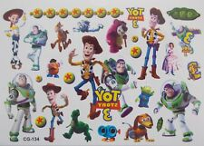 Toy Story - Woody & Friends Cartoon Temporary Body Tattoo Children