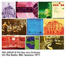 Neil Ardley And The New Jazz Orchestra - On The Radio: BBC Session 1971 (NEW CD)
