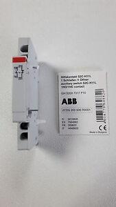 ABB S2C-H11L Hilfskontakt Hilfsschalter 2CDS 200 936 R0001 NEU (#212)