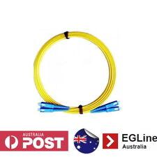 3m / 5m / 10m / 20m / 30m  SC-SC Singlemode Fibre Optic Patch Lead(Duplex)