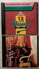 LOVE UNLIMITED ORCHESTRA CD my sweet summer suite BARRY WHITE under influence of