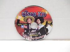 Gay Amigo DVD Cisco Kid Western Movie NO CASE Duncan Renaldo Leo Carrillo