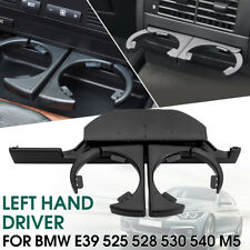 51168190205 For BMW E39 525i 540i M5 Console Front Retractable Drink Cup Holder