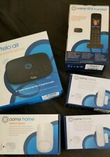 Ooma Home Security System $400-  5 piece Set