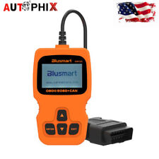 Car OBD2 EOBD Code Reader Scanner Diagnostic tool Error Engine Check OM123 US