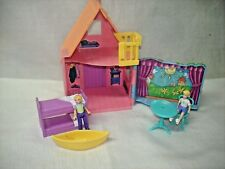 FISHER PRICE SWEET STREETS CLUB HOUSE TREE HOUSE CABIN