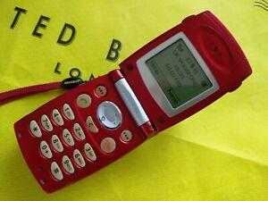 Samsung A400 - Little Red Ladies (Unlocked) Flip Mobile Phone
