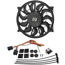 Derale 16925 Single Speed Electric Pusher Fan with Moulded Shroud