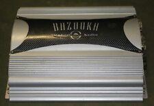 New listing Bazooka Ela300.1 1-Channel Car Amp!