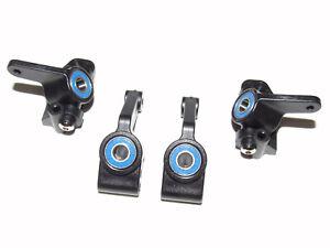 Traxxas 58024-1 SLASH 2wd  Steering Blocks C-Hubs Uprights Carriers & Bearings