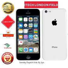Apple iPhone 5c-Teléfono inteligente Desbloqueado 32GB Blanco 6 meses de garantía