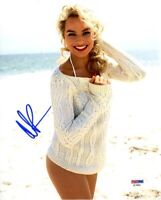 Margot Robbie Autographed Signed 8x10 Photo Certified Authentic PSA/DNA COA
