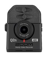 ZOOM Q2n-4K Handy 4K Ultra HD HD Resolution Video Audio Recorder Built-In XY Mic