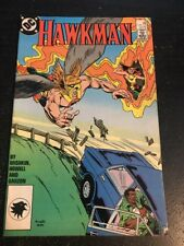 Hawkman#15 Incredible Condition 9.0(1987) Howell Art!!