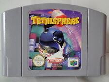 N64 Spiel - Tetrisphere (PAL) (Modul)