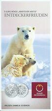 Folder 5 Euro - Abenteuer Arktis ( 2014 )