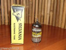 Vintage Sylvania 12AZ7A  Radio Tube Results= 4230/4020
