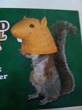 New listing Big Head Squirrel Feeder New In Box Nuttiest Squirrel Feeder Ever!