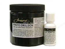 Jacquard Photo Emulsion & Diazo 8oz, New, Free Shipping