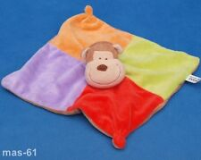 Zeeman mono Monkey encajable mantita sonajero