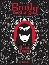 Emily the Strange:The Lost Days 1 by Jessica Gruner & Rob Reger (2009,hardback)