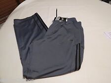 Adidas Champions league UEFA small 360 Men's active pants onyx black grey track