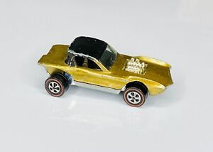 Hot Wheels Redline Gold Python