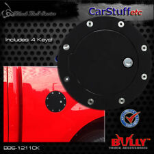 Bully Black Bull Locking Gas Fuel Door 99-00 Cadillac Escalade GMC Yukon Denali