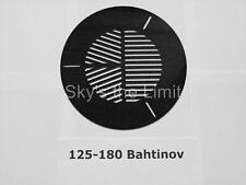 Universal Bahtinov Mask fits 125-180mm outside diameter telescope - lugless