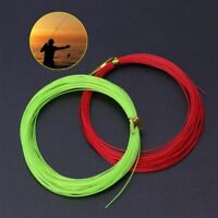 1/10x 8M Braided Fishing Line Explosion Hook Anti Hanging Pull Tackle Fly Tools