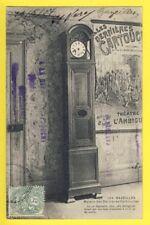 cpa BAZEILLES Ardennes GUERRE FRANCO PRUSSIENNE 1870 Horloge troué par une Balle
