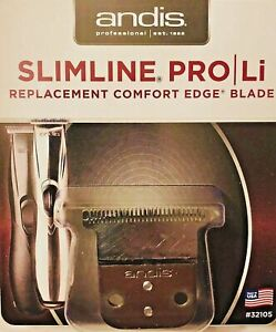 Andis Slimline Pro Li Replacement Blade #32105 for D7 and D8 Slimline Trimmers