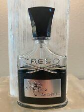 Creed Aventus batch A42B10K04 75 ml **partial bottle/see description ** 70% Full