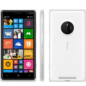Nokia  Lumia 830  -White  - 16GB  -UNLOCKED  -Window 8-  Excellent Condition