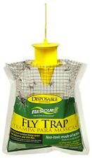 Rescue Disposable Fly Trap Catches Up To 20000 Flies Just Add Water & Hang